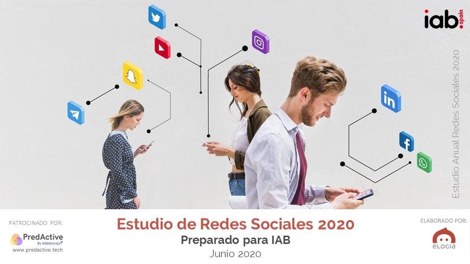 Presentación Estudio Redes Sociales 2020 | IAB Spain